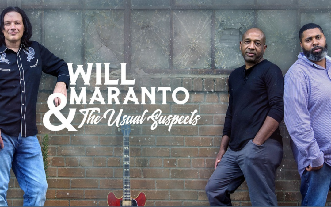 Will Maranto & the Usual Suspects